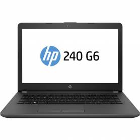 Notebook HP 240 G6, CPU i5-7ª Generación, 4GB Ram, HD 1TB, Pantalla 14""