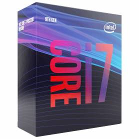 Intel® Core™ i7-9700 (caché de 12 M, hasta 4.9 GHz)