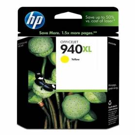 Cartucho  HP 940 XL original de tinta amarillo