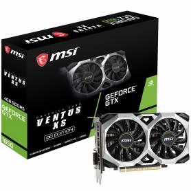 Placa de Video GeForce GTX 1650 PCIE 4GB, GDDR5 DIRECTX 12