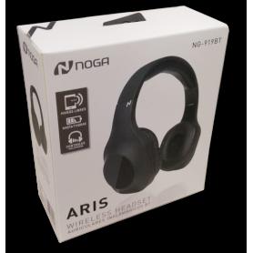 Auriculares Bluetooth Noganet  Aris NG-919BT