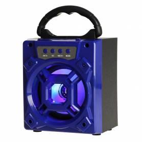Parlante Portátil Bluetooth - KOLKE - KPP-227 BOXY Azul