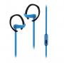 Auricular c/mic SPORT FIT Noga, NG-SF322 Azul