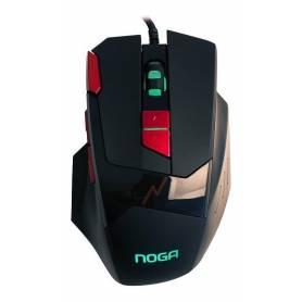Mouse Gamer, 8D 2400DPI Noga - ST-625