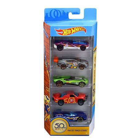 """Autos """"hot Wheels"""" por 5 unidades"""
