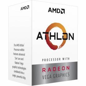 Procesador AMD Athlon™ 3000G con tarjeta gráfica Radeon™ Vega