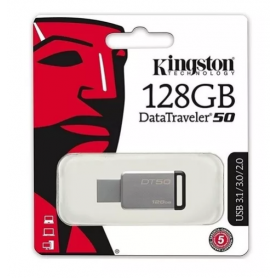 Pendrive Kingston 128GB DataTraveler 50