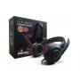 Auriculares c/mic Gamer, GX - HS-G600V c/vibration