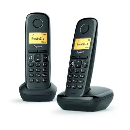Telefono Inalambrico Gigaset A170 Duo