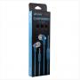 Auricular c/mic Noga FLAT, NG-094 Azul