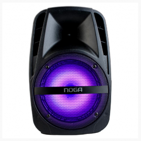 Parlante BLUETOOTH ONE LIGHT Karaoke  Noga NG-F25M