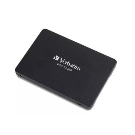 """Verbatim SSD 256GB Vi550 s3, 2,5"""" - SATA III - 7mm"""