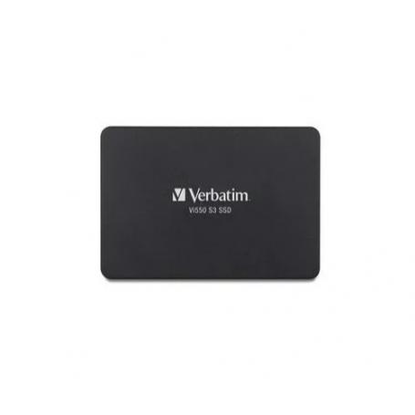 """Verbatim SSD 512GB Vi550 s3, 2,5"""" - SATA III - 7mm"""