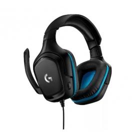 Auriculares Gamer Logitech G432 con cable y sonido 7.1