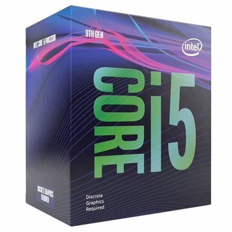 Intel® Core™ i5-9400F Processor 9M Cache, up to 4.10 GHz - Sin Video