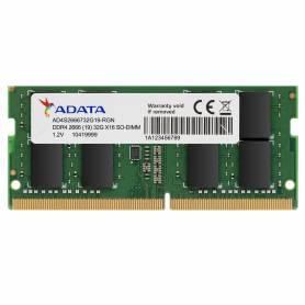 Memoria SODIMM DDR4 8GB 2666 Mhz, ADATA para Notebook