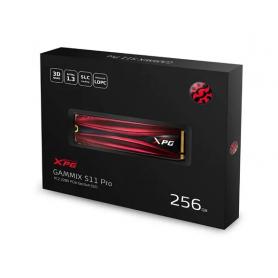 Disco SSD 256 Gb M2 - ADATA XPG GAMMIX S11 Pro PCIe Gen3x4 M.2 2280