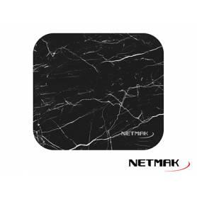 Mouse Pad diseno Marmol negro Netmak NM-M1223