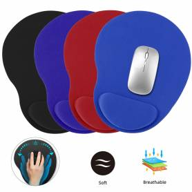 Mouse Pad Con Gel - Pad5
