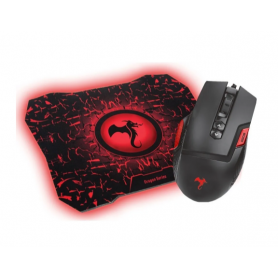 Mouse Gamer + Pad FURY Kolke KGK-349