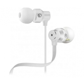 Auriculares Klip Xtreme Neatbuds C/mic Blanco KHS-215WH
