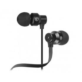 Auriculares Klip Xtreme Neatbuds C/mic Negros KHS-215BK
