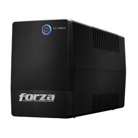 UPS FORZA INTERACTIVA SERIE NT 500VA/250W TORRE, 4 TOMAS IRAM, 220V, LUZ LED