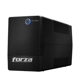 UPS FORZA INTERACTIVA SERIE NT 750VA/375W TORRE, 4 TOMAS IRAM, 220V, LUZ LED