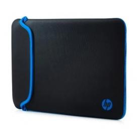 """Funda notebook 14"""" hp Reversible Negro/Azul"""