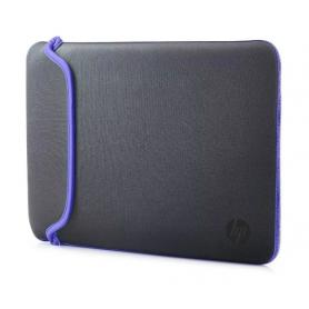 """Funda notebook 14"""" hp Reversible Negro/Purpura"""