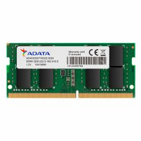 Memoria SODIMM DDR4 8GB 3200 Mhz, ADATA para Notebook