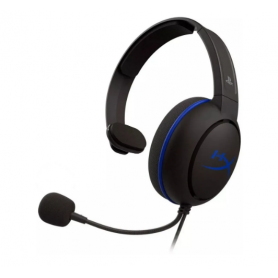 Auriculares Gamer HyperX Cloud Chat /Para PS4 y PC