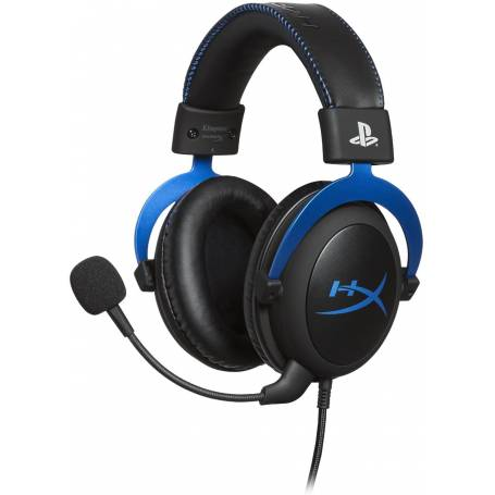 Auriculares Gamer HyperX Cloud PS4 con Control de Audio Integrado