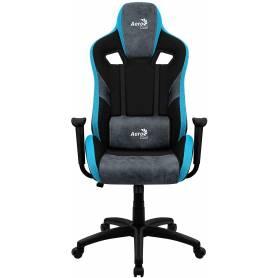 Silla Gamer Aerocool COUNT / Azul