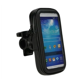 Soporte Celular Funda impermeable Bici/Moto NM-HC15