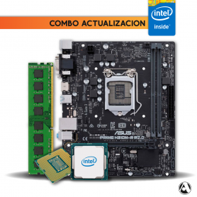 Combo Actualice su PC, Celeron® G4930 + Mother + 4 Gb DDR4