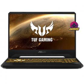 "Notebook Gamer Asus TUF FX505D AMD R5-3550H GTX1650 / 8gb ram / 512gb SSD / Teclado RGB / 15,6"" FullHD"