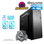 Pc Equismax Aventura G Series Intel Core i3-9100F / 16GB / Radeon RX 560 / SSD 240 GB - PC08A -