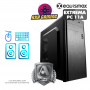 Pc Equismax GAMER AMD RYZEN 5 3400 / 16GB / SSD 240 GB / Radeon RX 570 - PC11A -