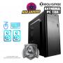 Pc Equismax GAMER Intel Core i5-9400F / 16GB / Radeon RX 570 / SSD 240 GB - PC12A -