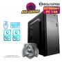 Pc Equismax GAMER AMD Ryzen 5 3600 / 16GB / Geforce 1650. / SSD M2 240GB + HD 1TB - PC13A -