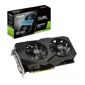 Placa Video Asus DUAL Geforce GTX 1660 6Gb Super EVO OC 1
