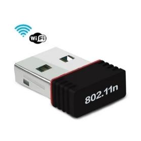 Adaptador Nano USB - WiFi - Inalámbrica 802.11N