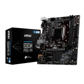 Motherboard MSI B365M Pro-VH Intel 9na / Socket 1151 / Gen 3