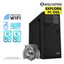 Pc Equismax Explora Intel i3-10100 8GB / SSD 240 GB - PC04A -