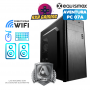 Pc Equismax Aventura GAMER AMD Ryzen 3 3200G / Radeon RX 570 / 16GB / SSD 240 Gb - PC07A -