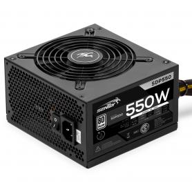 Fuente Sentey Gamer 550 80 Plus White ATX SDP550