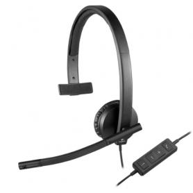 Auricular Logitech  H570E Mono con micrófono