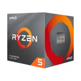 Procesador AMD Ryzen™ 5 3600XT 3.8Ghz hasta 4.5 Ghz / Socket AM4 / 3ra Gen