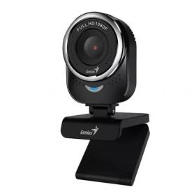 Web Cam Genius  QCam 6000 - 1080P / con Mic.